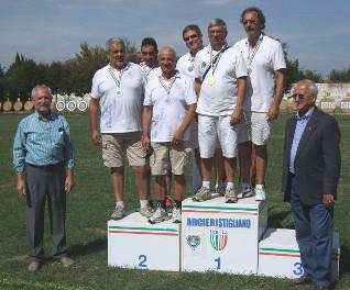 Arcieri Scaligeri Regionali 2013