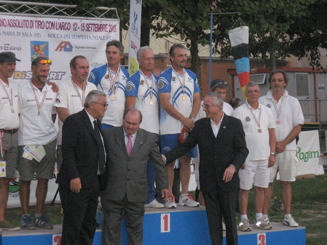 Arcieri Scaligeri Campionati Italiani 2013 CO-MM f2