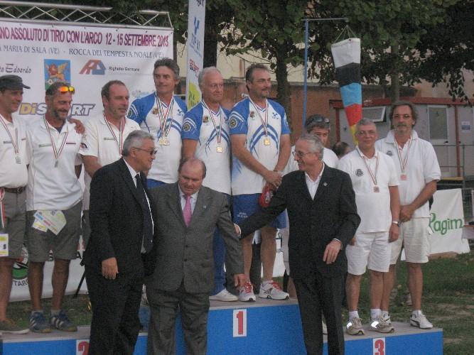Arcieri Scaligeri Campionati Italiani 2013 CO-MM f2