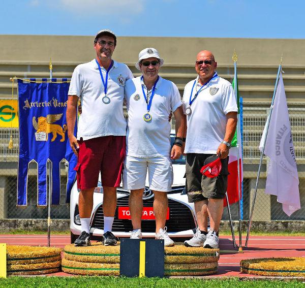 Campionati Regionali Arcieri Scaligeri Venturini