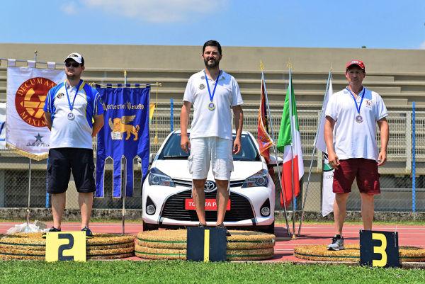 Campionati Regionali Arcieri Scaligeri Cordioli