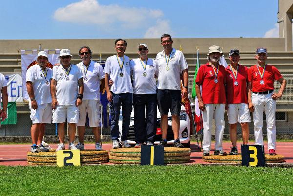 Campionati Regionali Arcieri Scaligeri