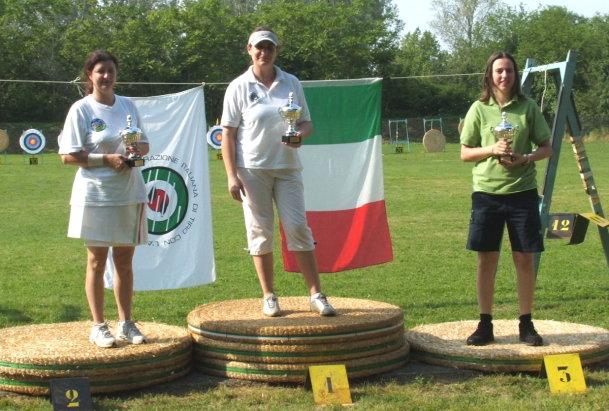 Arcieri Scaligeri podio Stoppele 2009